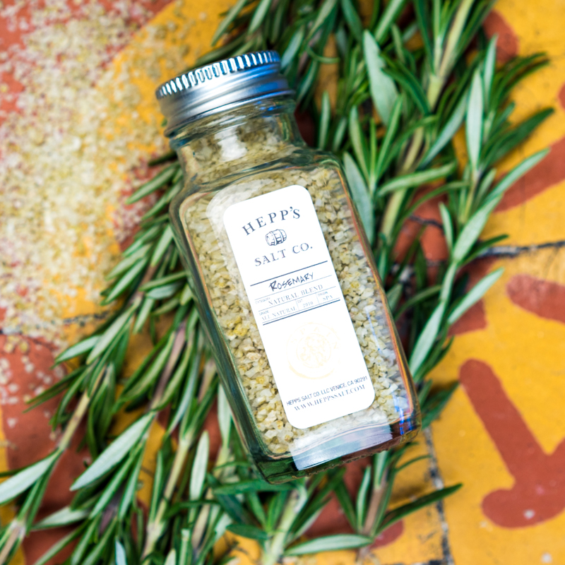 Hepp's Salt Co. | Rosemary Sea Salt