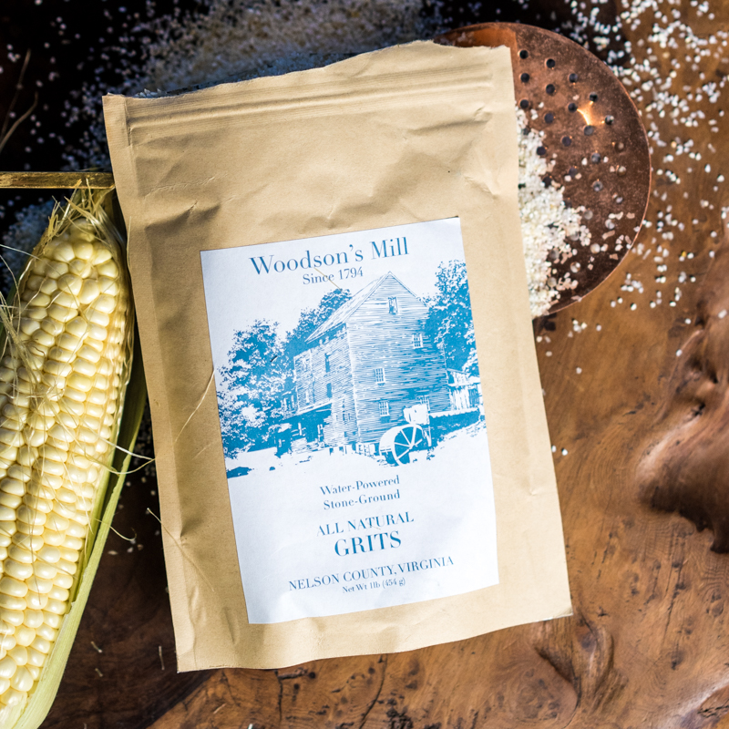 Woodson's Mill All Natural Grits