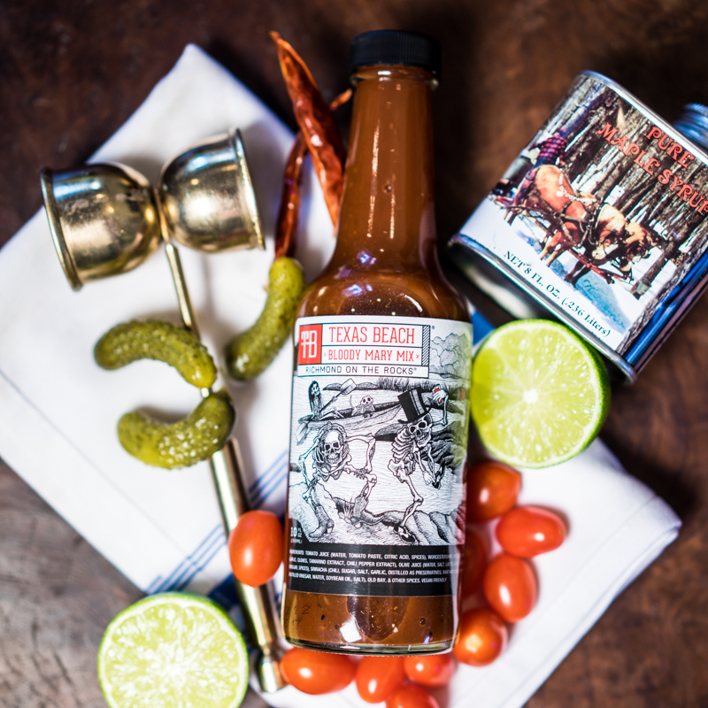 Texas Beach Bloody Mary Mix