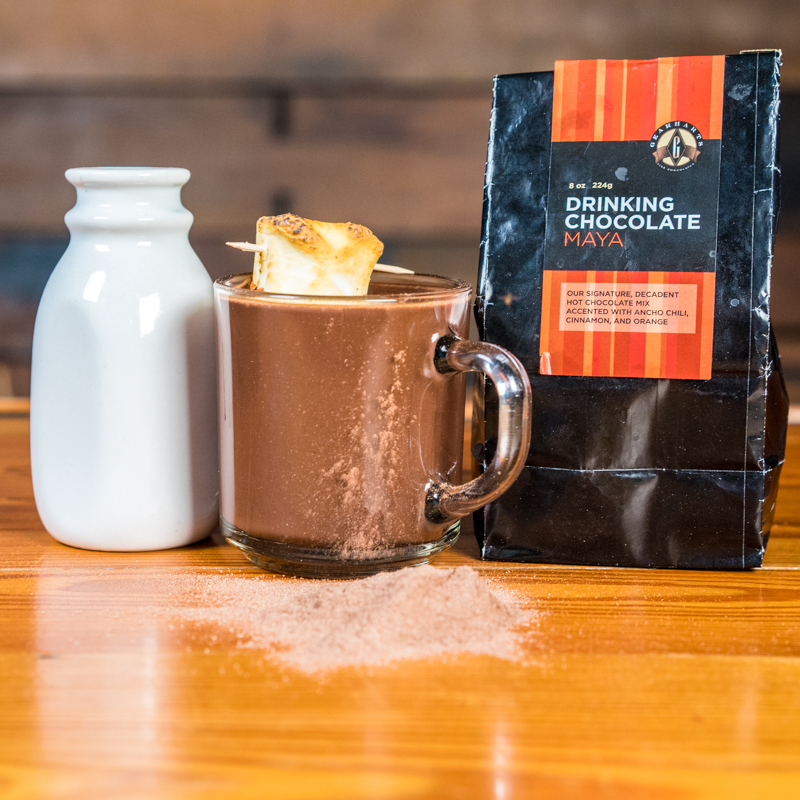 Gearharts Chocolate | Adult Hot Chocolate