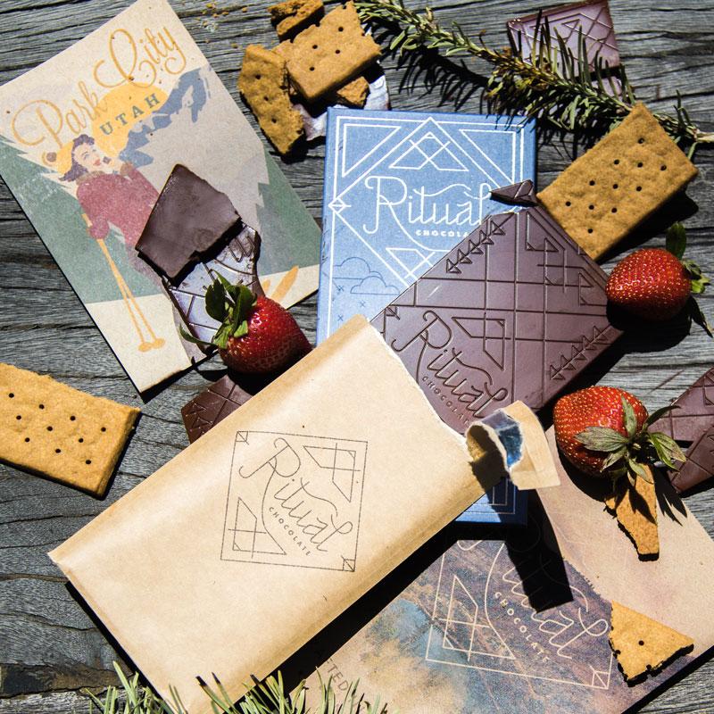 Mid-Mountain Blend | Ritual Chocolate