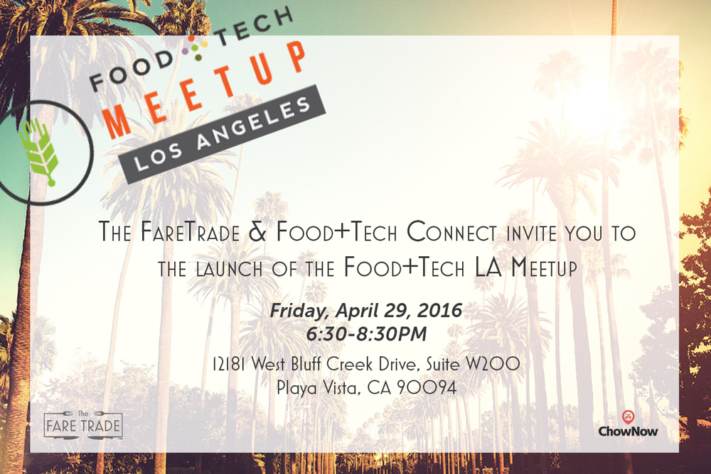Food+Tech Connect LA