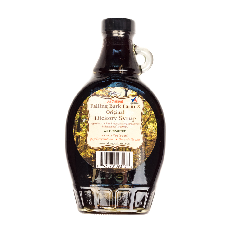 wildcrafted hickory syrup the faretrade