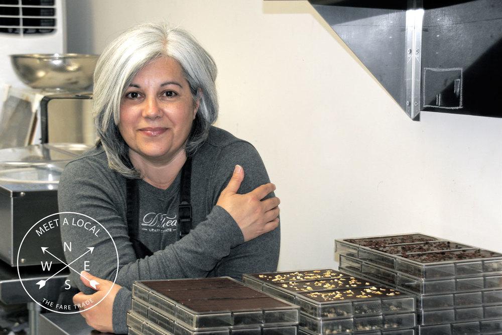 Laurie Rice | Dulcinea Craft Chocolate