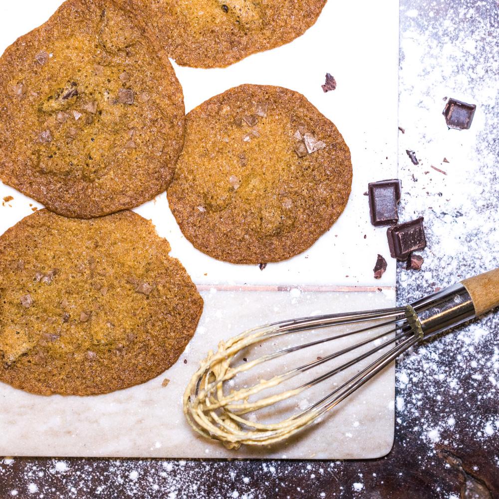 Dulcinea Craft Chocolate Cookies
