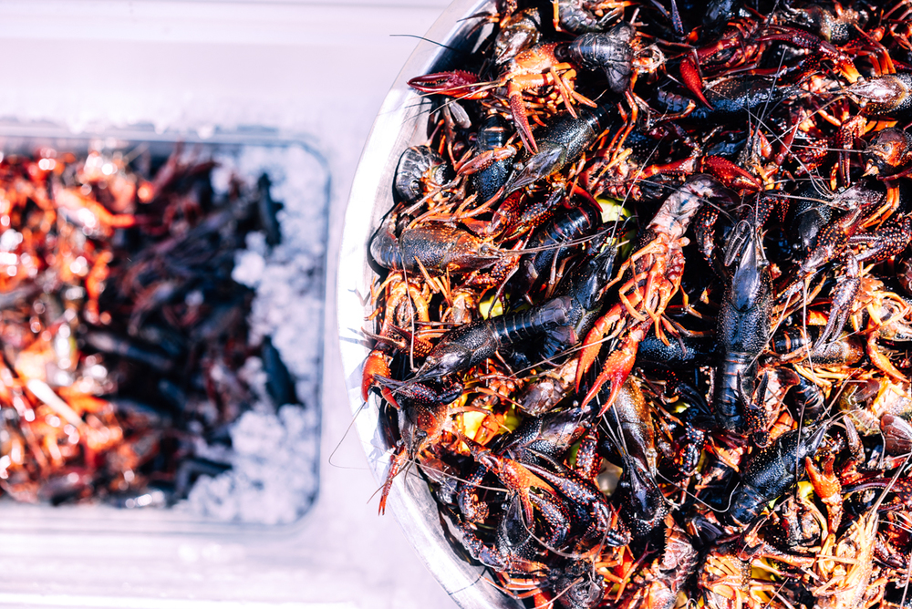 Crawfish | Tehachapi Grain Project BBQ