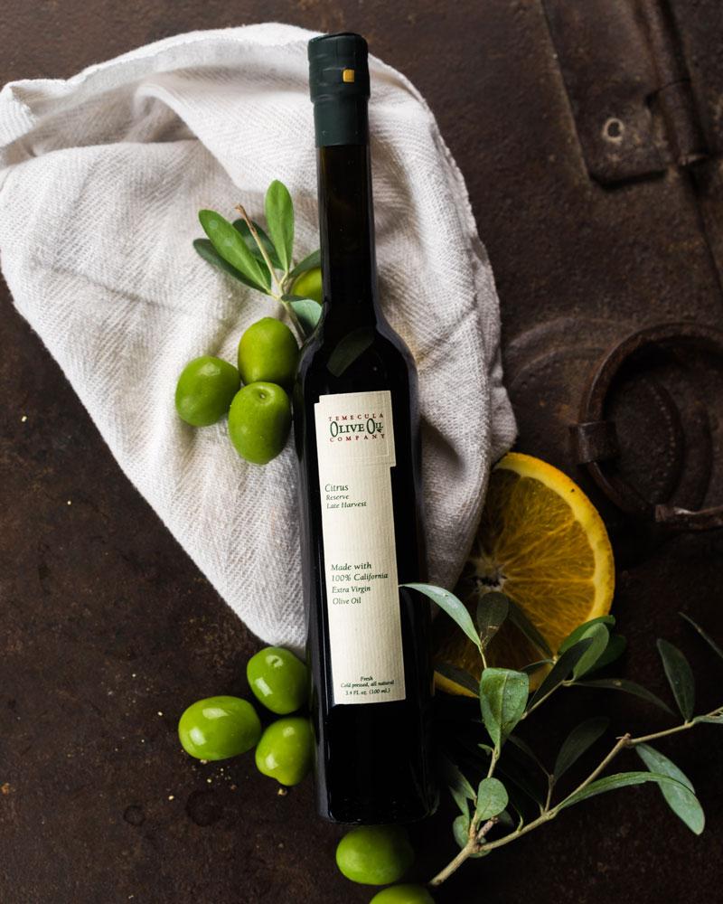Temecula Olive Oil | Citrus Olive Oil