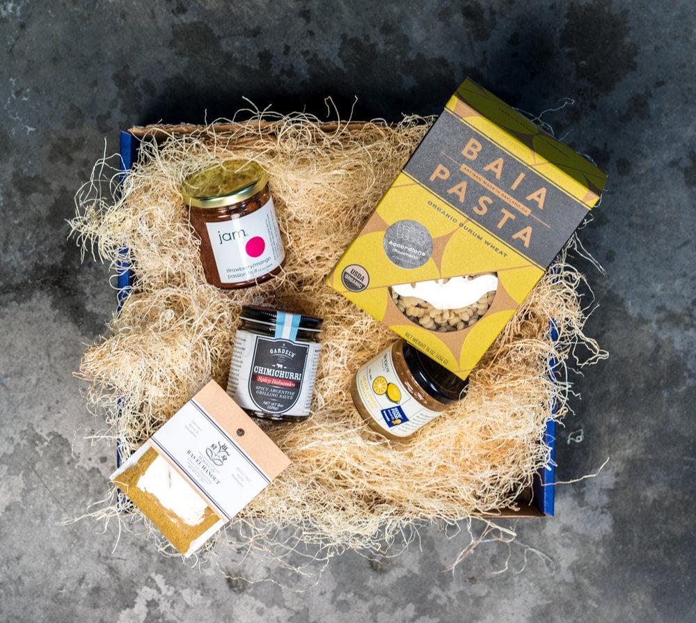 The Box From Award-Winning Chef Dakota Weiss