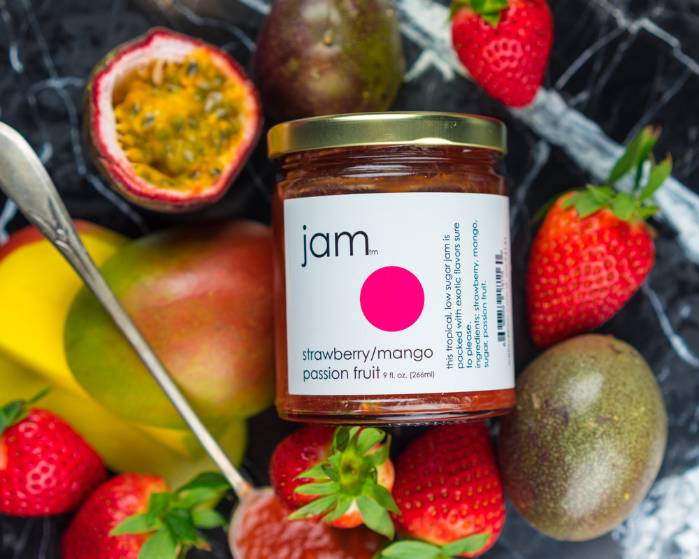 We Love Jam | Strawberry Mango Passionfruit