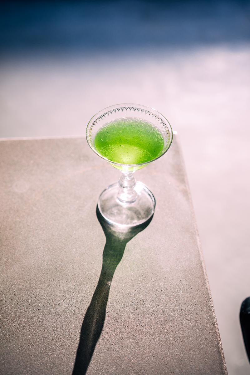 Leatherbee Gin Custom Cocktail