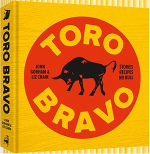 Toro Bravo Cookbook
