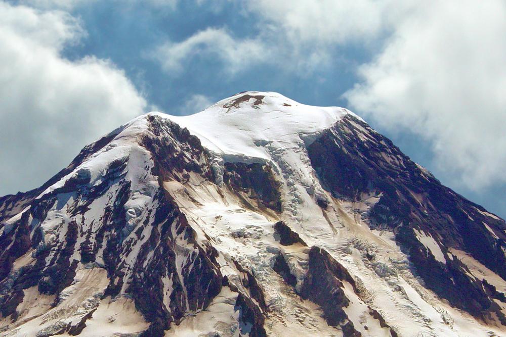 Named after Mount Rainier, Washington State