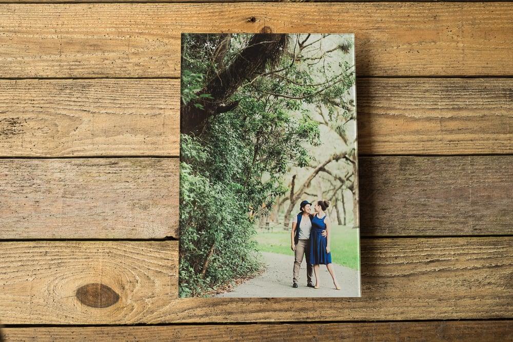 acrylic print-LGBT couple-miami-weddings