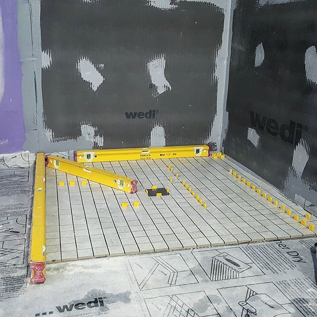 #wedicorp walk in shower. #Ardex #X5 #stabilaRbeam #TheFlash