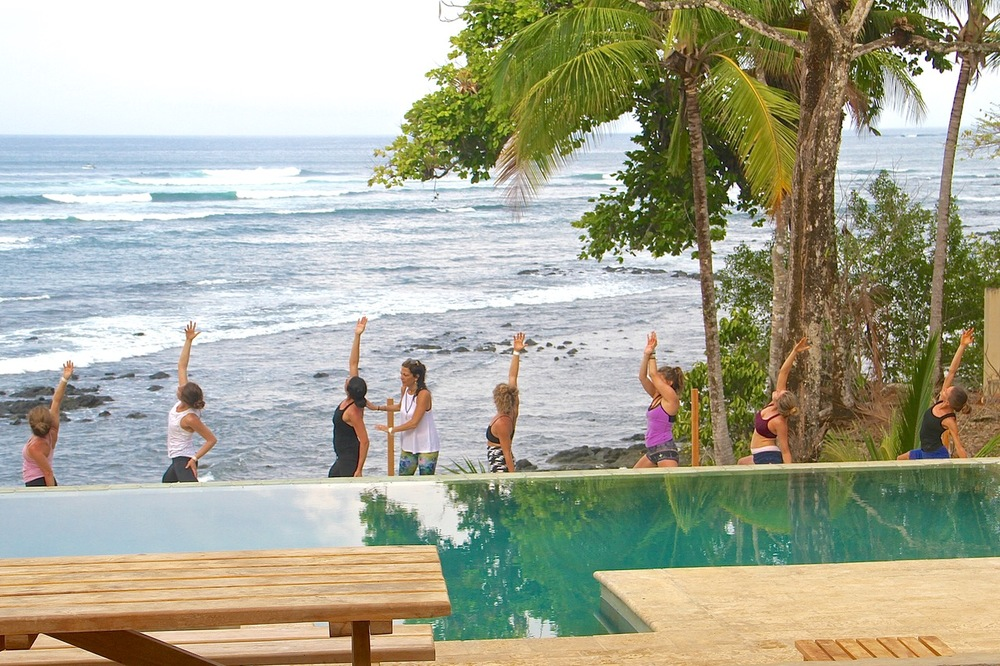 SANTA CATALINA RETREATS_SURF YOGA RETREAT