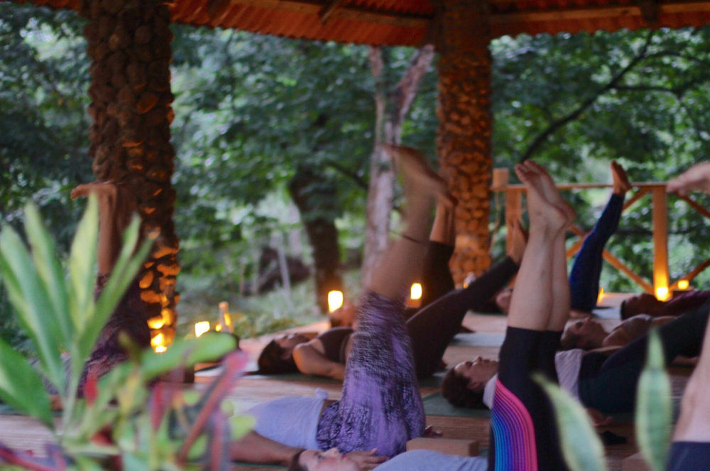 SANTA CATALINA SURF YOGA WELLNESS RETREAT PANAMA