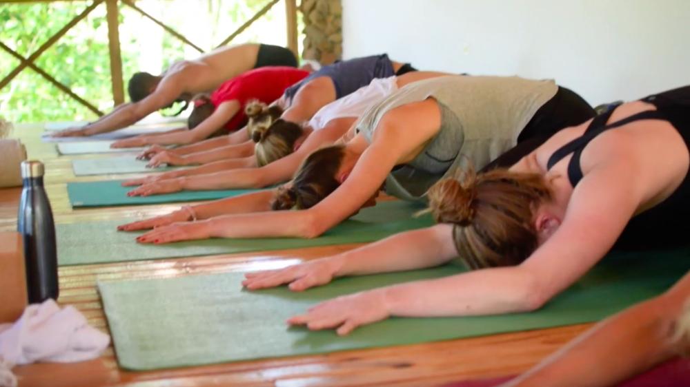 Santa Catalina Retreats Surf Yoga Wellness