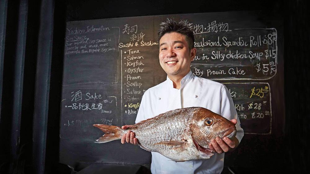 Meet our Chef - Mitsuhiro Yashio