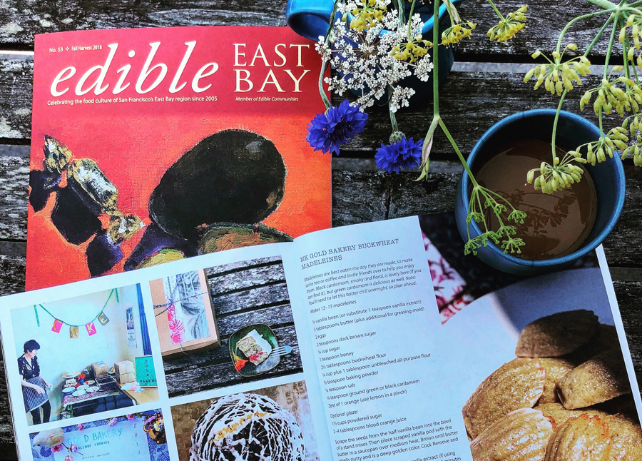 Edible East Bay fall 2018 issue
