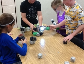 Makerspace Stations: To Create, To Produce, and To Inspire OHA Students
