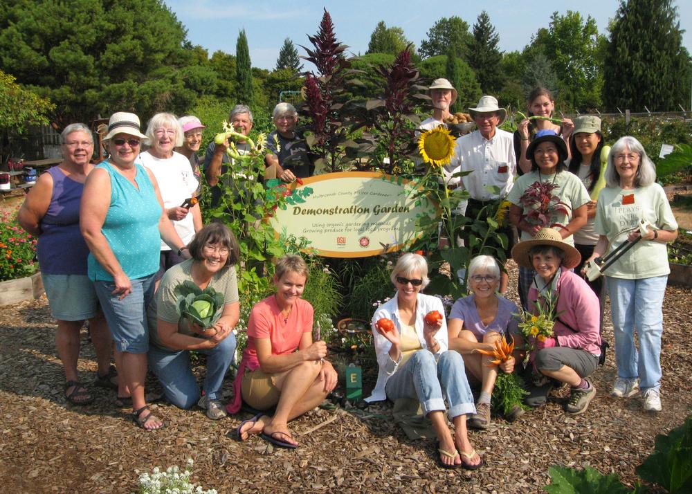 2015 Demonstation Garden Crew