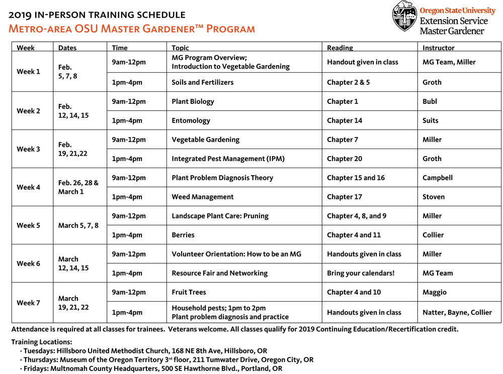 2019_Metro-area Training Schedule  1_5_2019-1.jpg