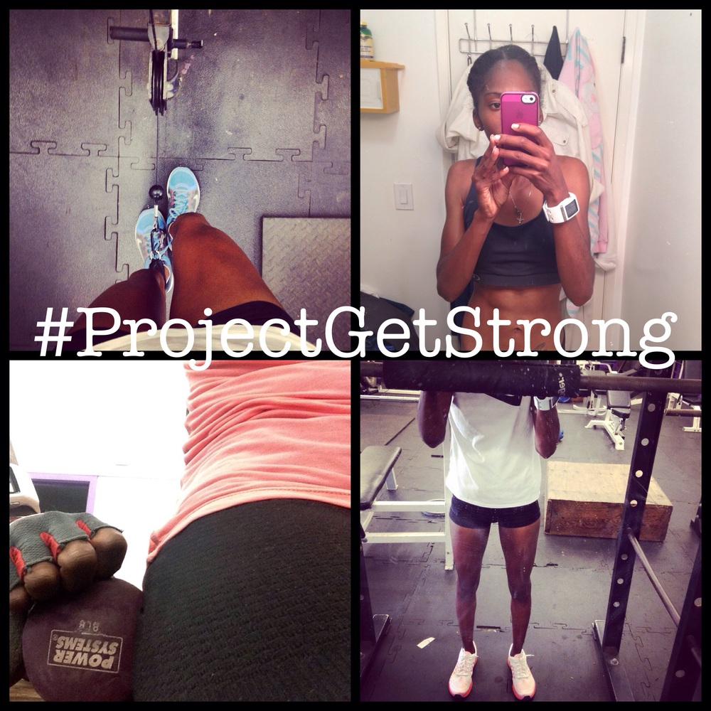 #ProjectGetStrong
