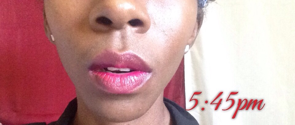 OCC Lip Tar First Impression Review