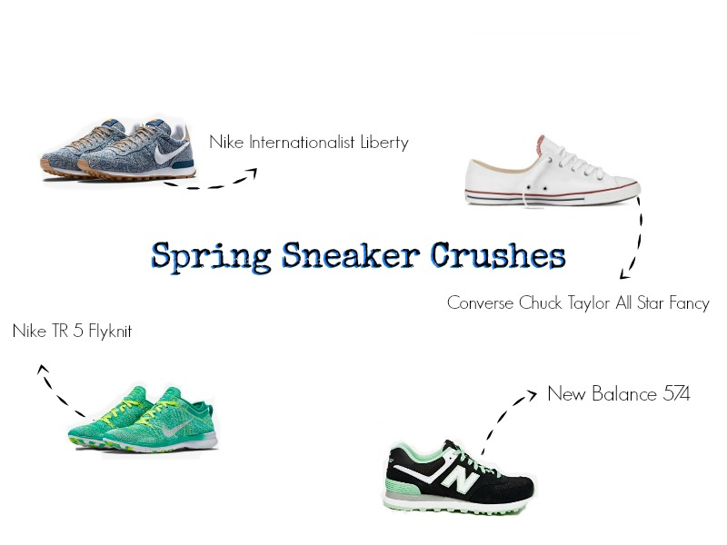 Nikki's Haven Sneaker Must Haves
