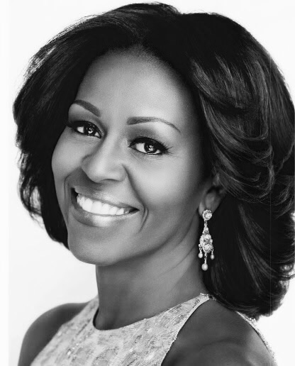 FLOTUS gives me the inspiration to give it my all, no matter what may try to hold me back.