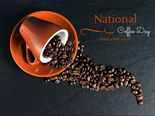 National Coffee Day 2015