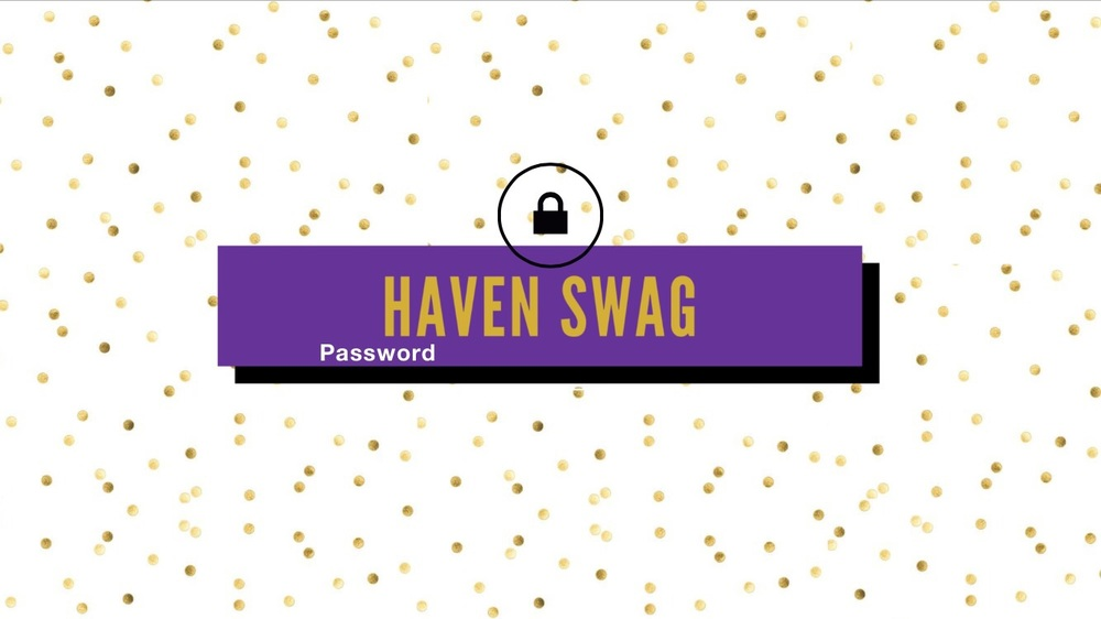 Creating a page for my Haven Elite Members was hands down my favorite thing I did content wise on the website this past month.