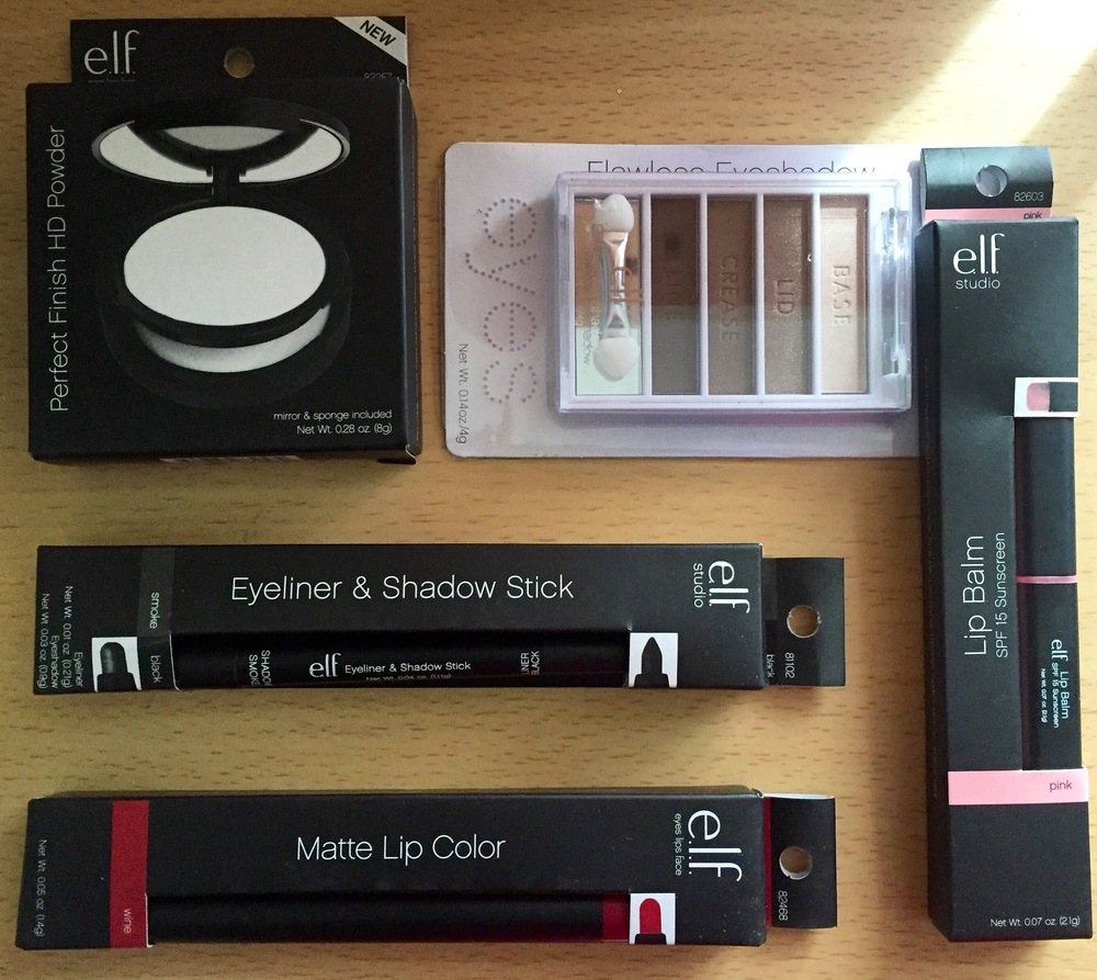 Getting the chance to #PlayBeautifully with elf Cosmetics.