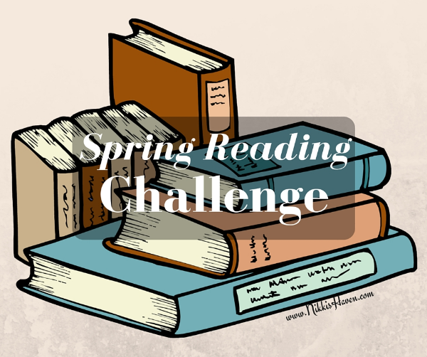 Haven Elite Spring Reading Challenge