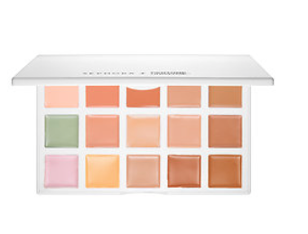Sephora + Pantone palette
