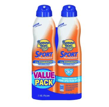 Banana Boat Sport Sunscreen