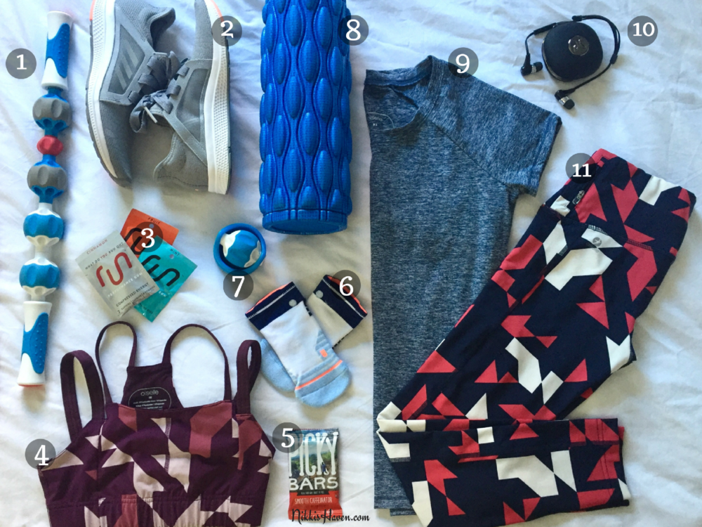 Fall Fitness Must Haves | Nikki's Favorites