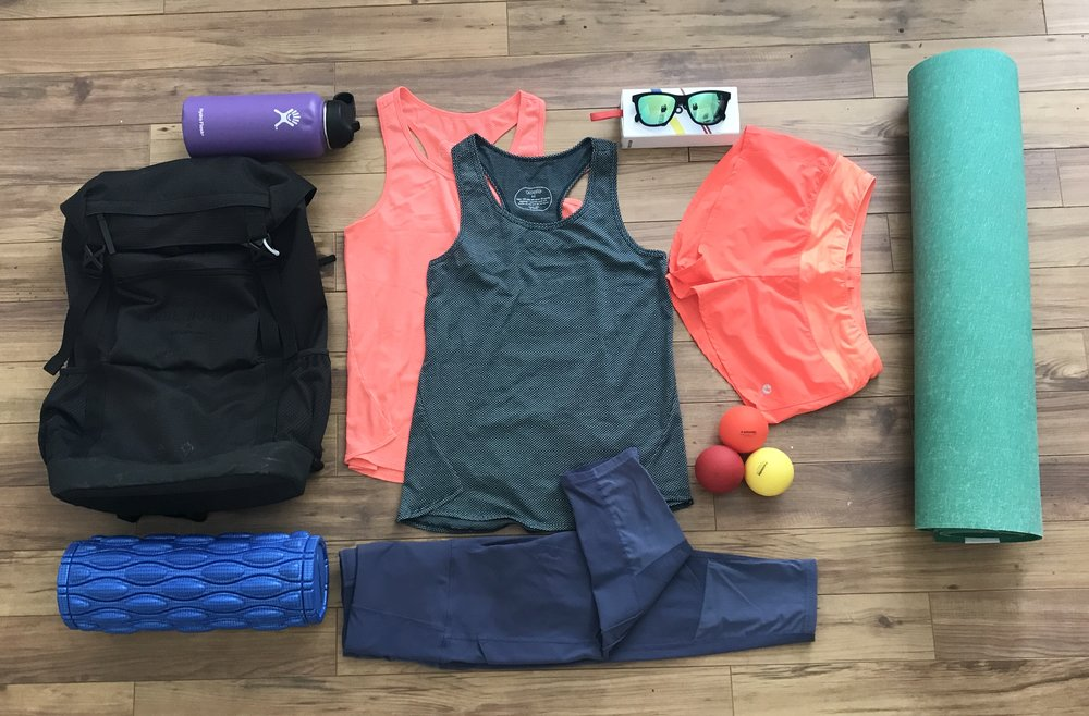 Summer Fitness Must Haves | Nikki's Haven