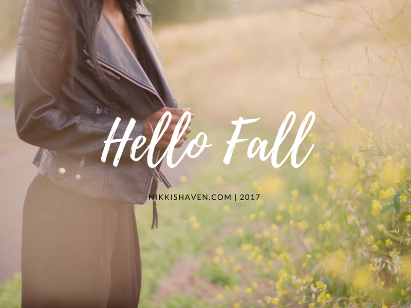 Nikki's Haven | Fall Season