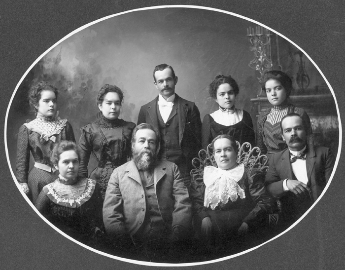 Family Portrait, circa 1900