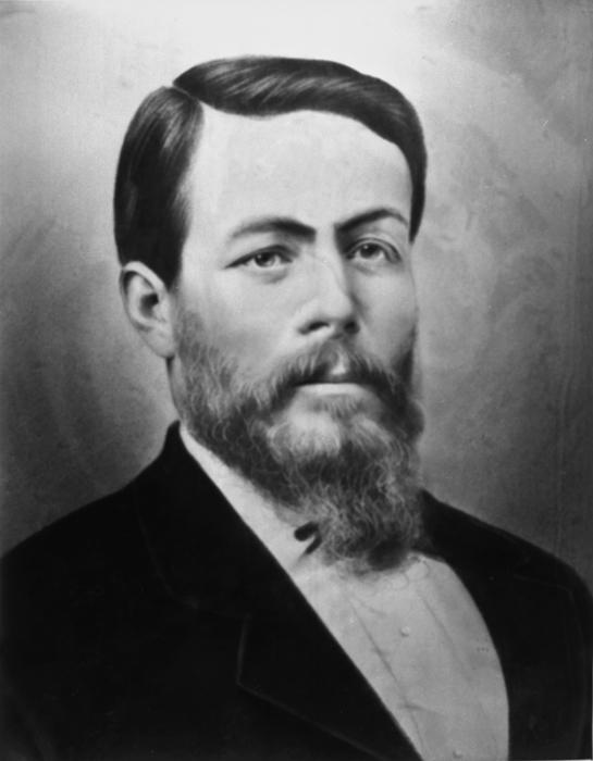 Martin Amador,  c.1870s-1880s.