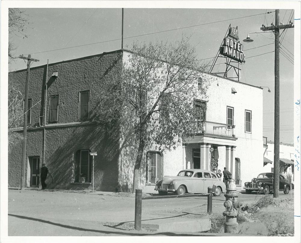 Amador Hotel, mid-1930s