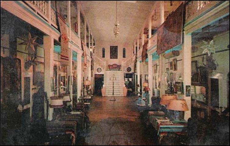 Amador Lobby, 1950s