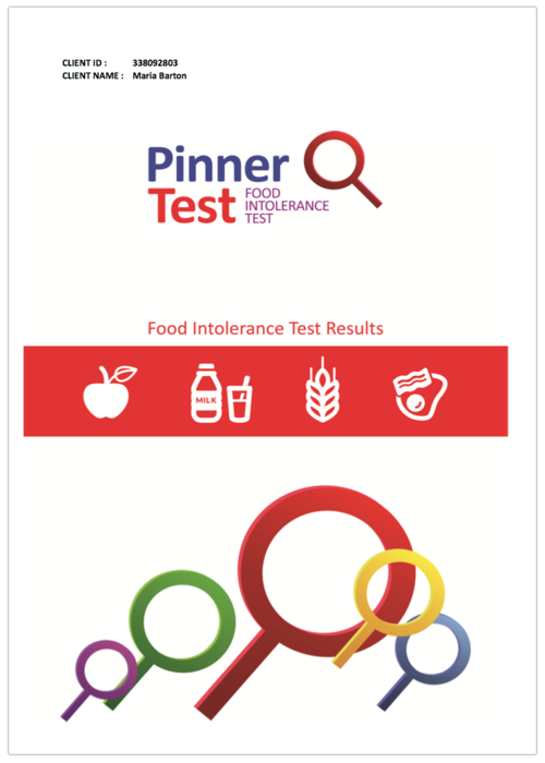 Pinnertest review part 2 results maria makes food diy blog in case you missed part 1 of my pinnertest review you can find it here in my first post i talked about my experience in taking the test and gave a bit of solutioingenieria Gallery