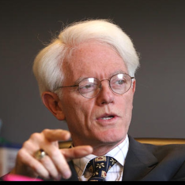"""Our investor of the week is Peter Lynch, a famous investor who managed Fidelity's Magellan Fund, one of the top performing mutual funds of all time. Lynch is known for his hybrid value-growth strategy """"GARP,"""" or growth at a reasonable price."""