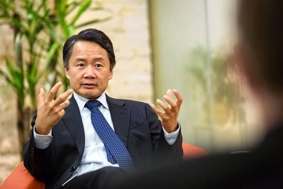 President at Temasek, Boon Sim at CFIG