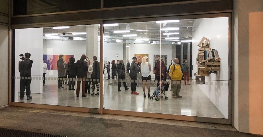 2014. '24 Stunning Work' St Pual Art Gallery, Auckland, New Zealand.(Eden Arts Awards)