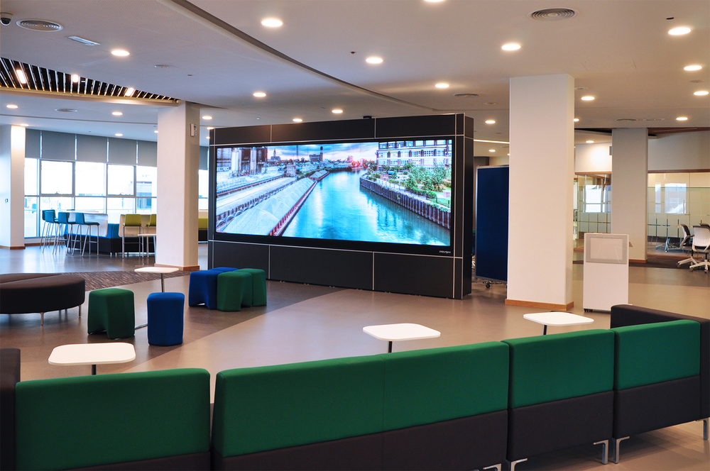 GEMS Wellington Silicon Oasis Blended Learning Plaza