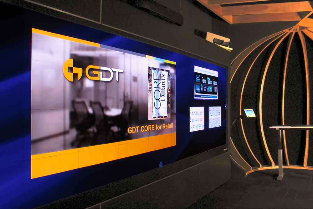 GDT Customer Experience Center