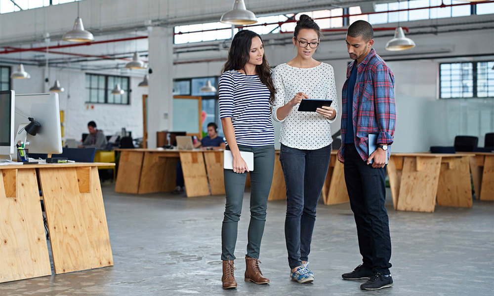 Collaborate from Any Location, Any Device   Improve meetings between in-room and remote employees to accelerate productivity and innovation